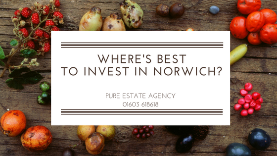 Where's best to invest in Norwich?